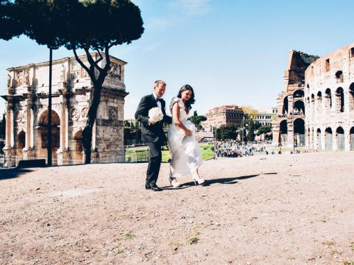 Wedding Photo Reportage at Luxury Boscolo Hotel