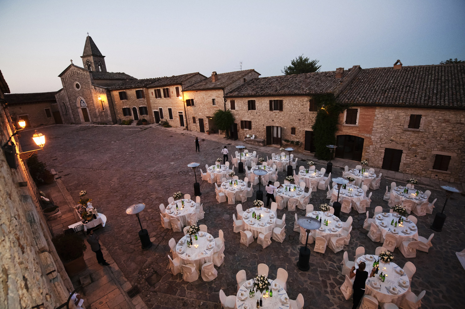 Borgo di Titignano umbria wedding