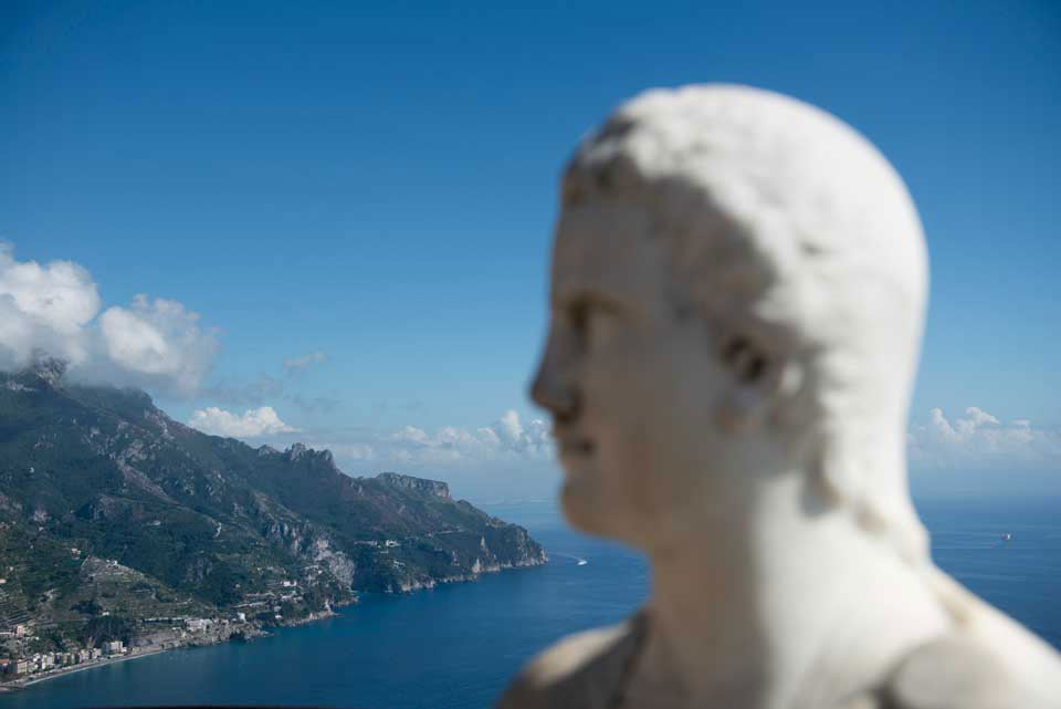 Wedding in Villa Cimbrone | Exclusive venue in Amalfi Coast