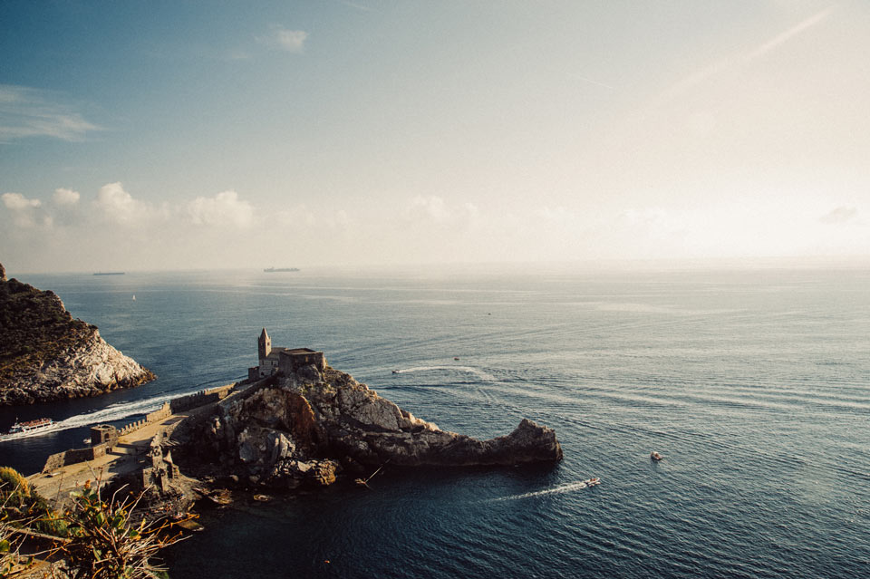 Wedding photography Portovenere | Elopement in Doria Castle