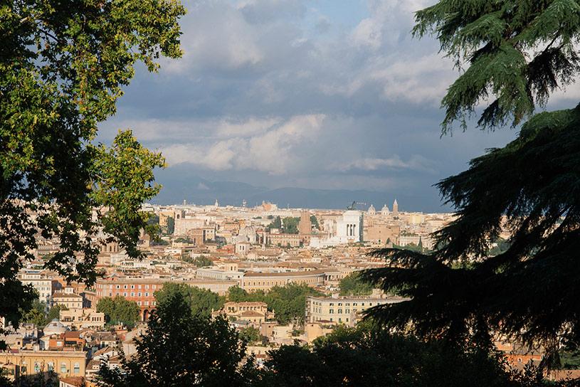 villa-aurelia-rome-vista