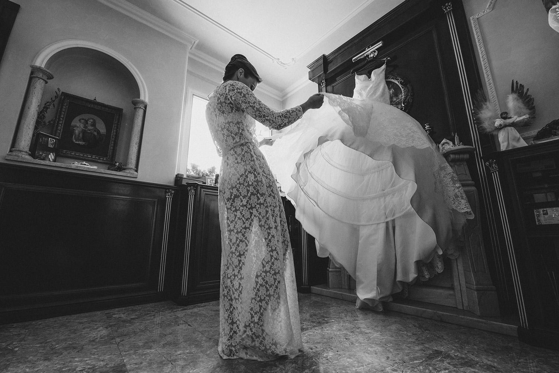 Luxury wedding Odescalchi castle