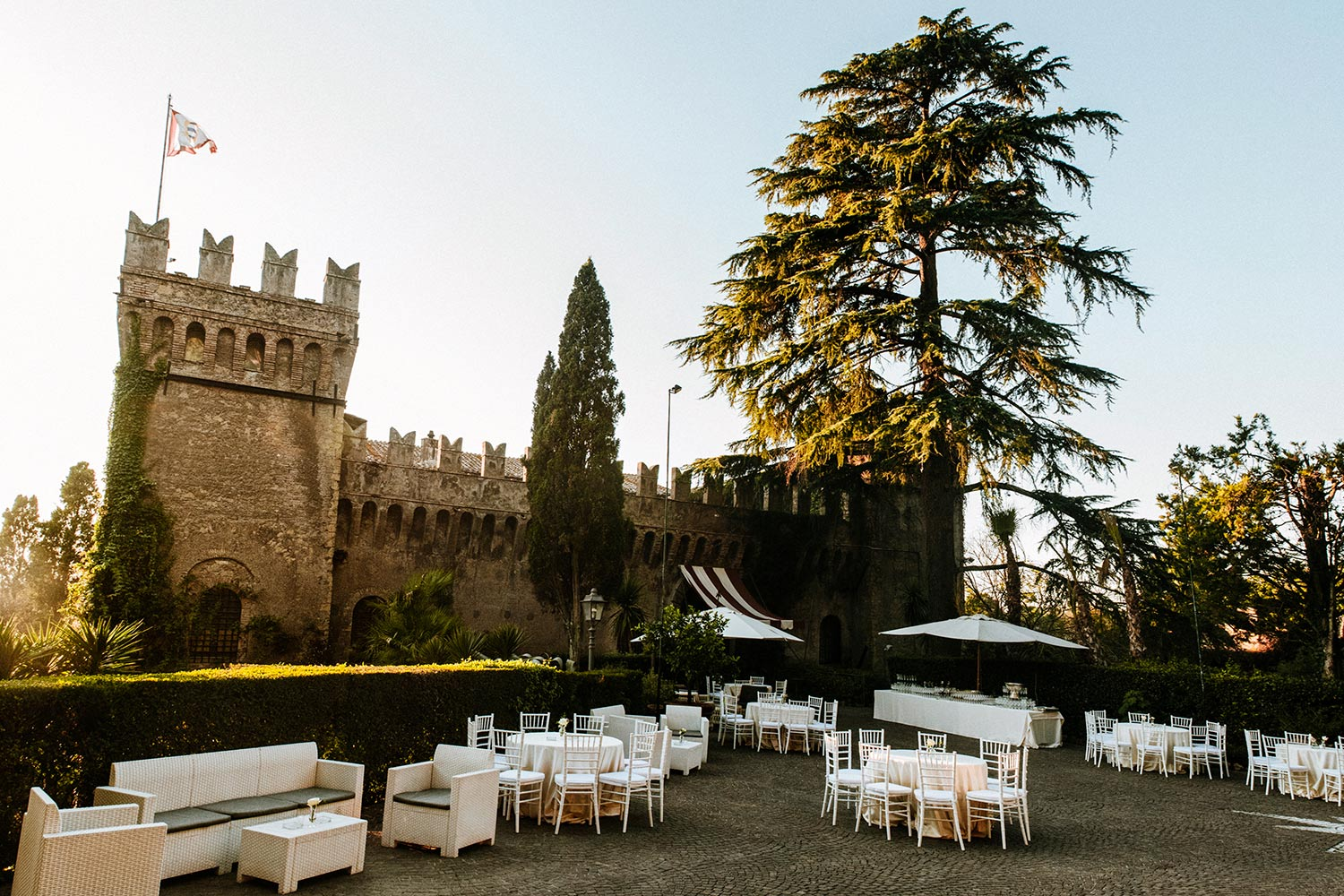 Top wedding venue rome