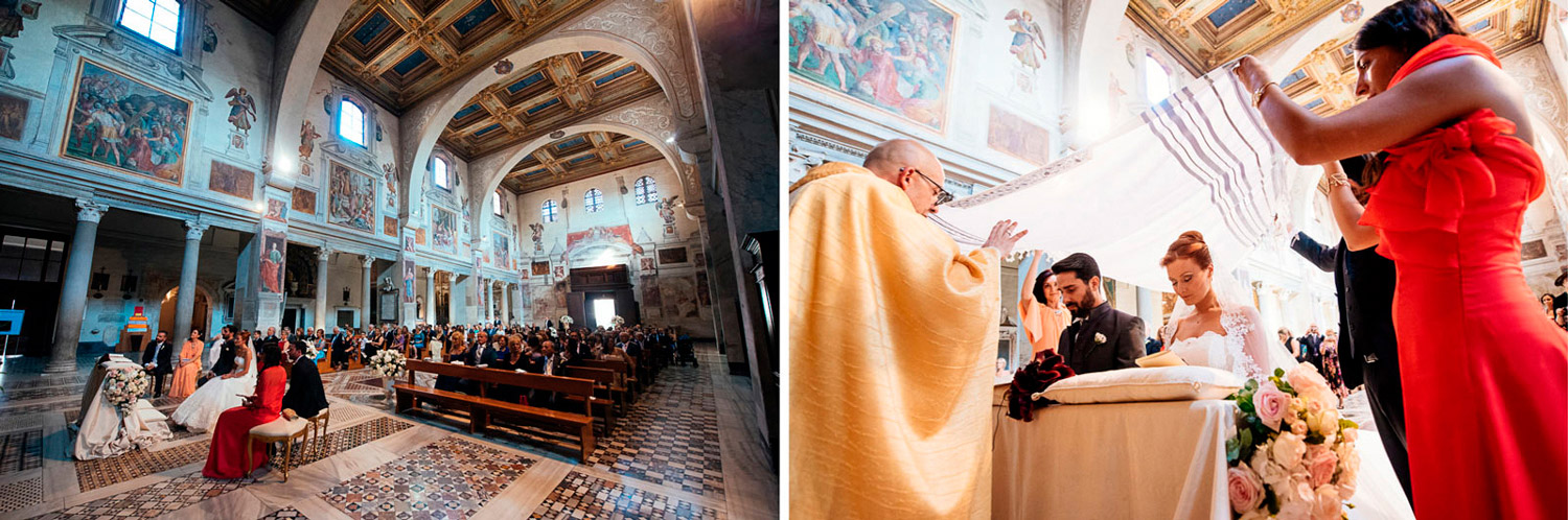 catholic wedding rome