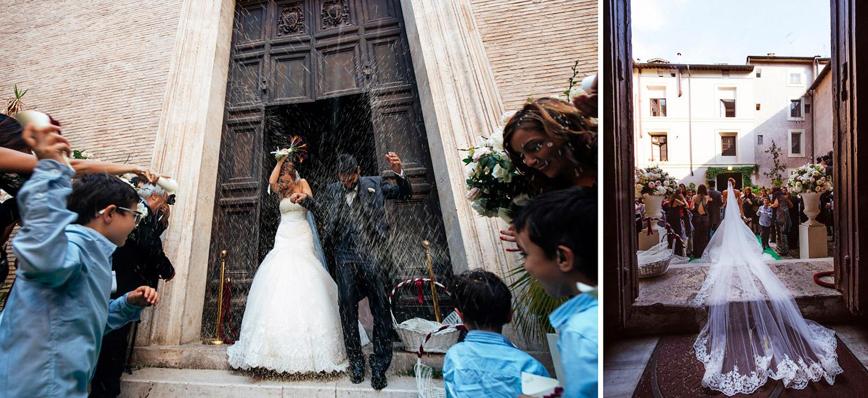 Wedding Santa Prassede Rome