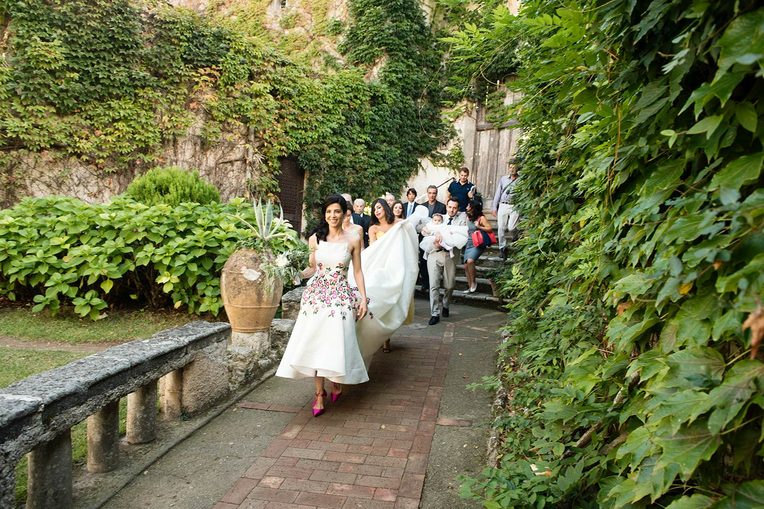 Weddings Europe's hot spots