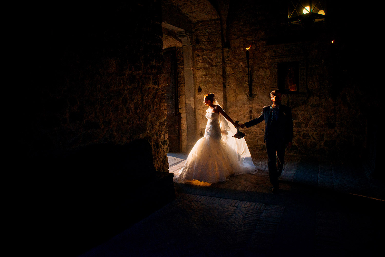 Luxurious wedding venue in Rome