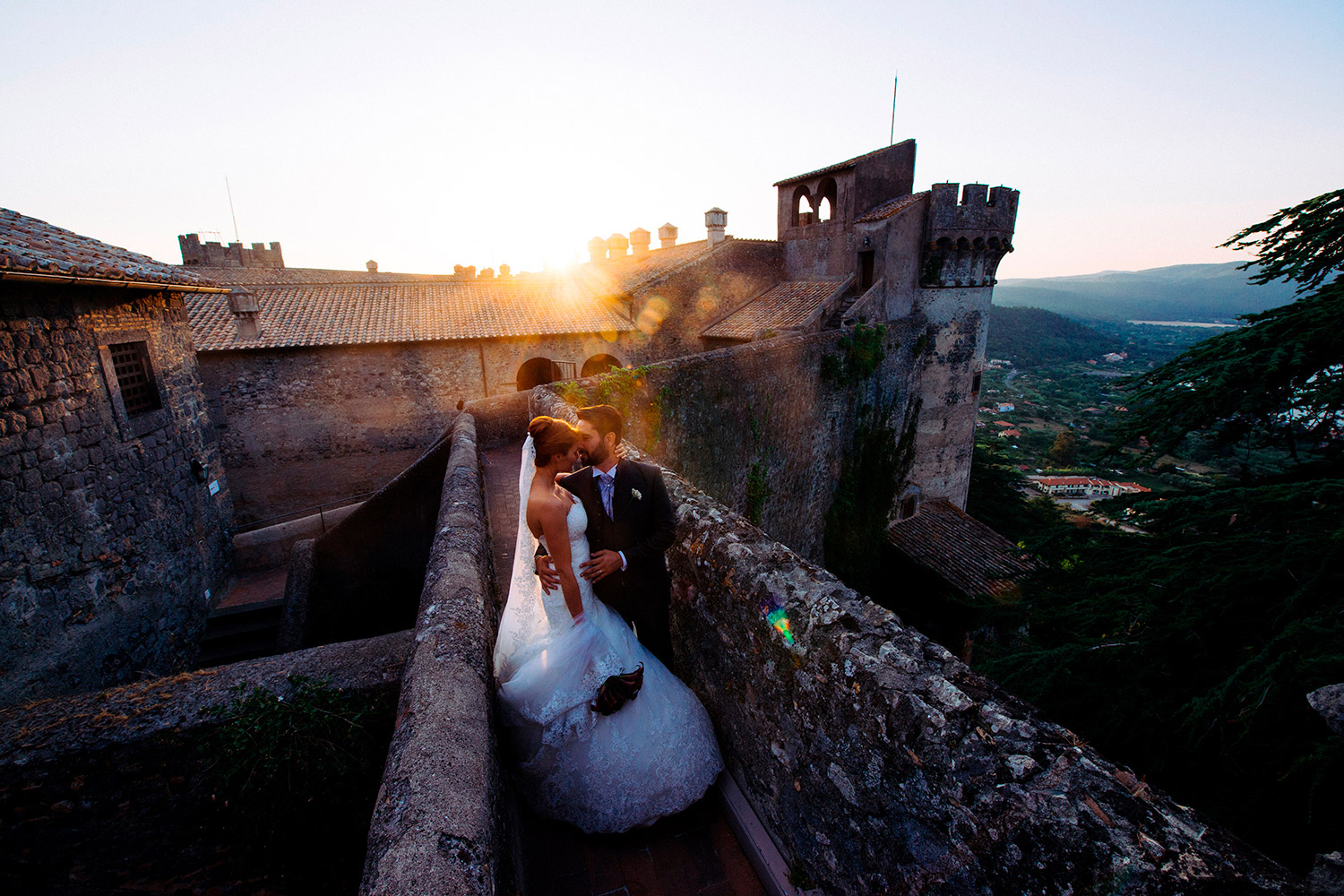 Castello Odescalchi wedding