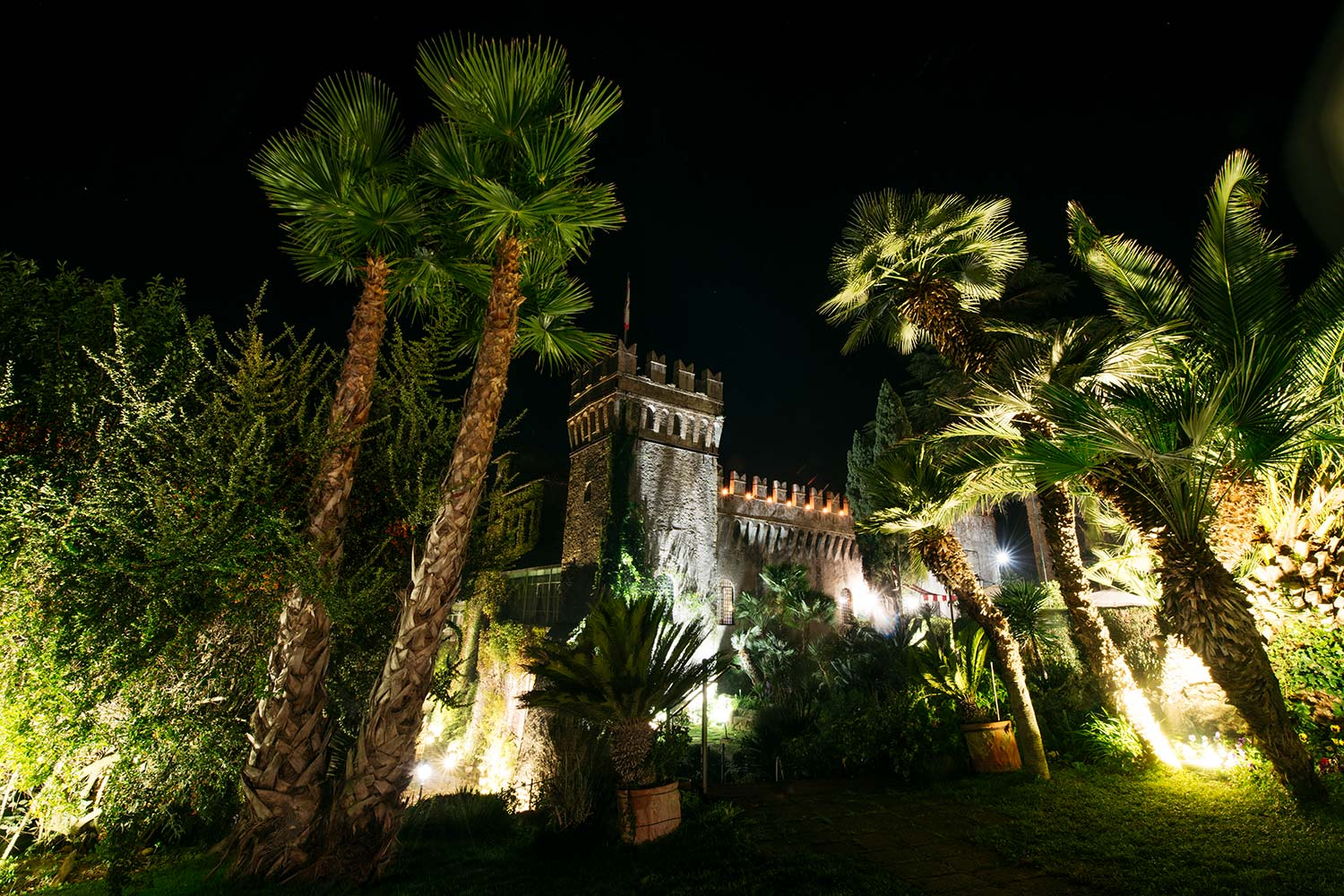 Wedding Tor Crescenza Castle Rome