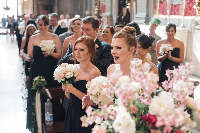 bridesmaids-blue-dress