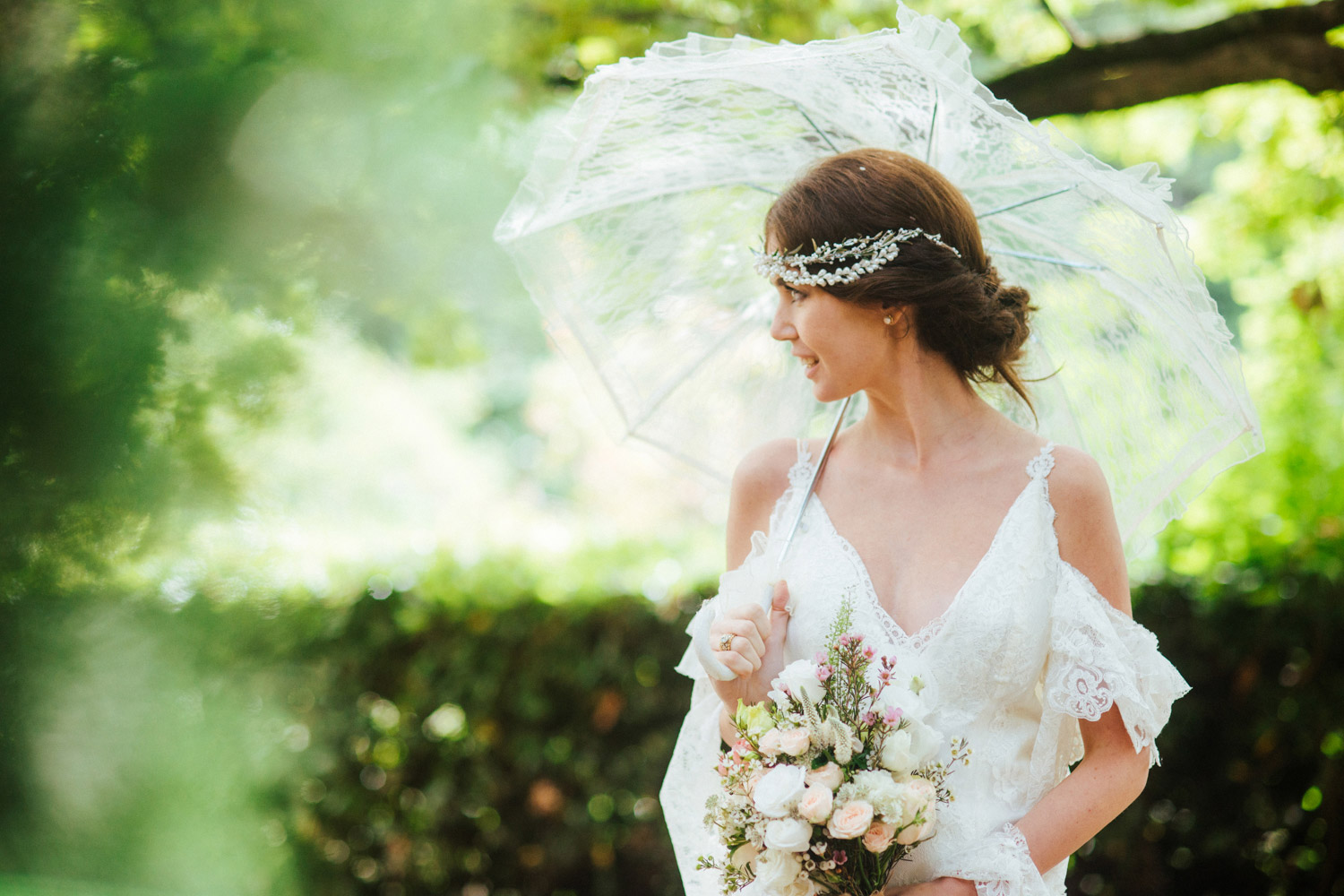Val d'Orcia wedding