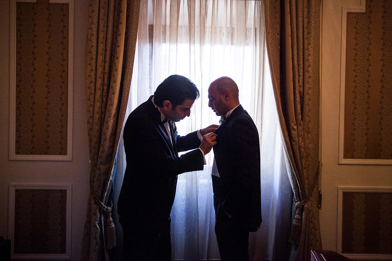 Luxury wedding rome
