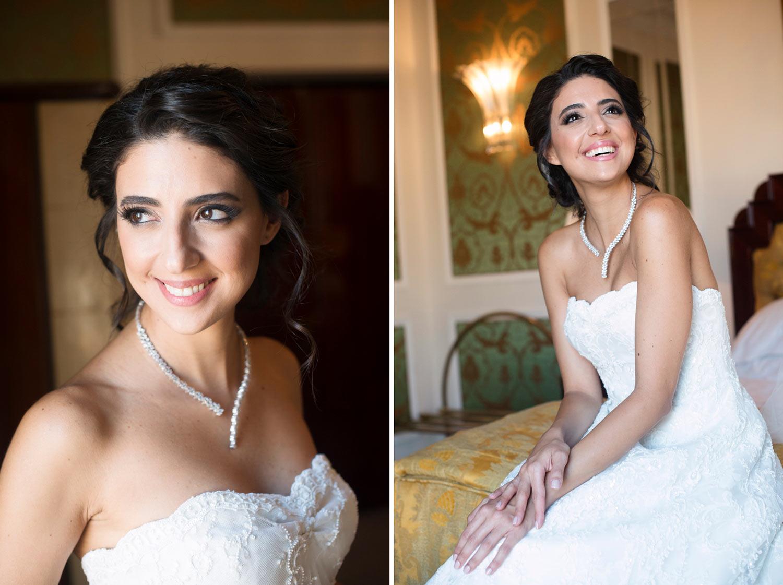 lebanese bride