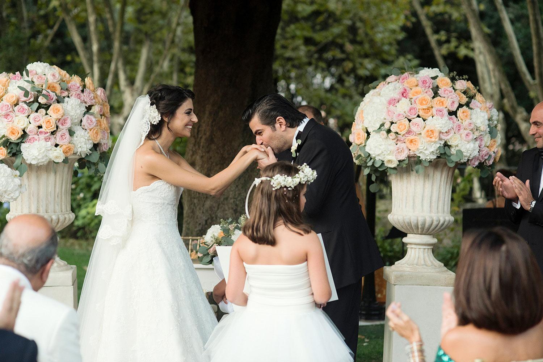 Best wedding venue in Rome