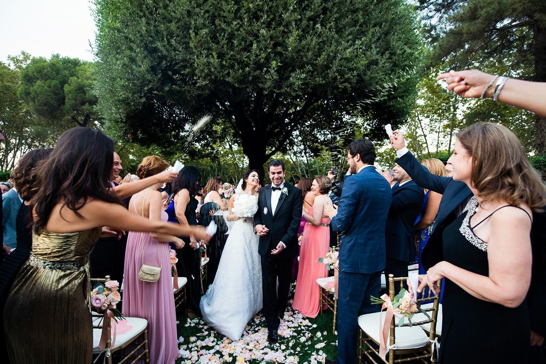 Civil ceremony rome