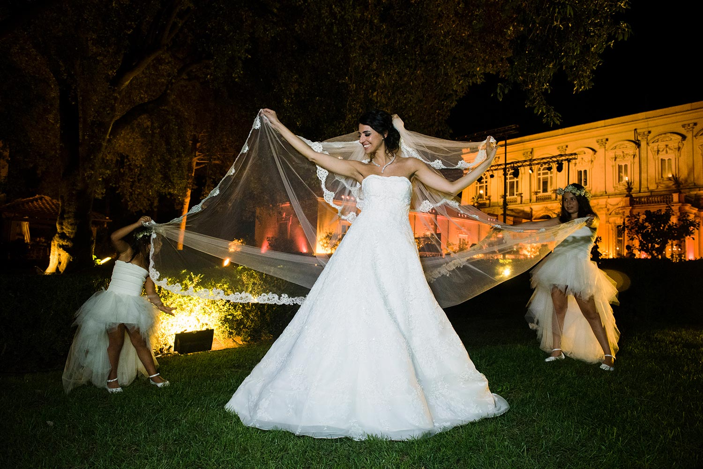 nocturne wedding photos