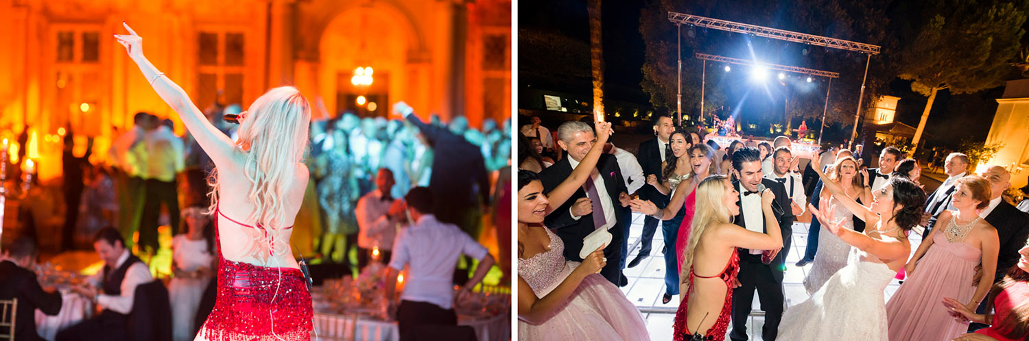 lebanese wedding dances
