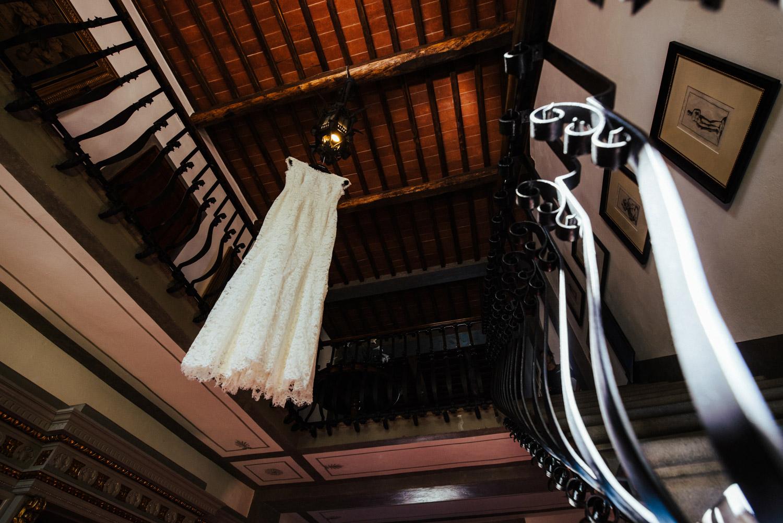 Dolce e Gabbana bridal dress