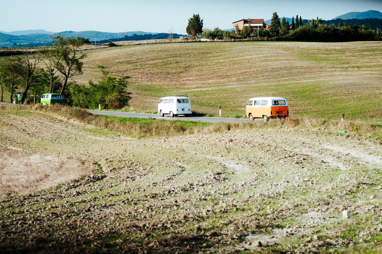 Chianti Tuscany's countryside