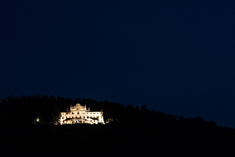 Villa Vistarenni Tuscany