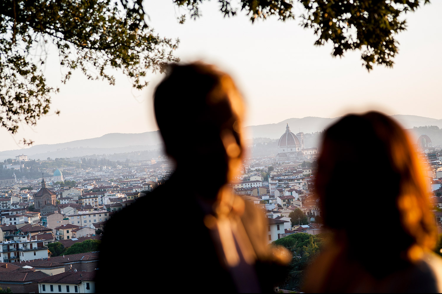 Best wedding venue overlooking florence