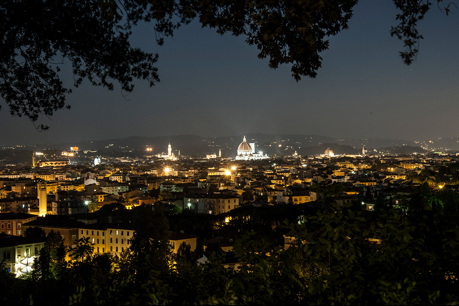 Exclusive Wedding Venue overlooking Florence