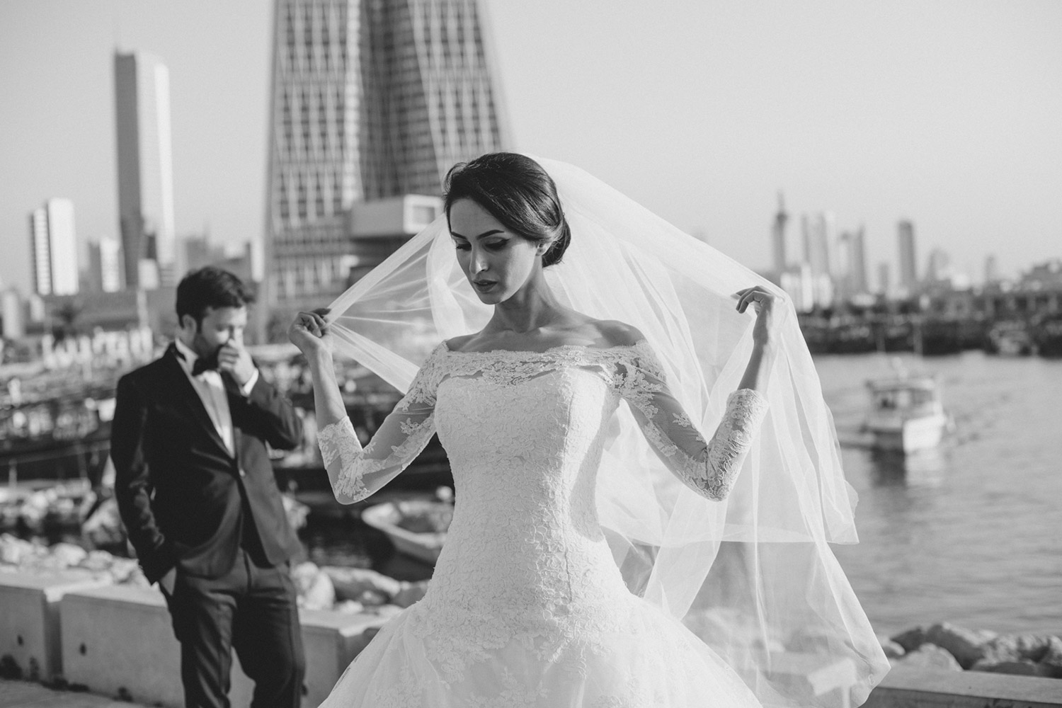 Glam inspiration Wedding, Kuwait