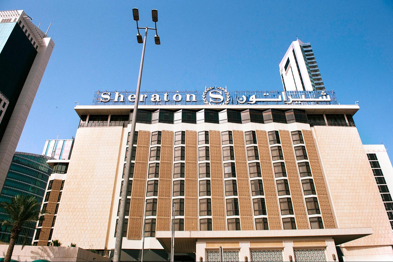 sheraton kuwait city