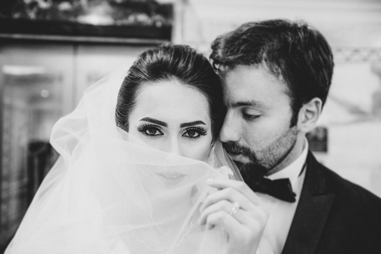 Glamorous Wedding Photos