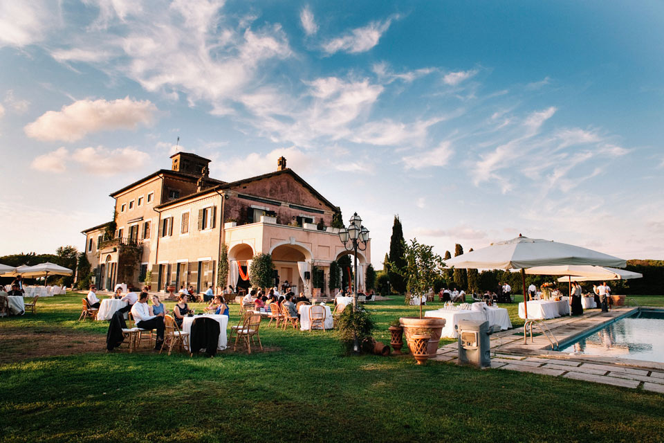 Villa di Fiorano Wedding