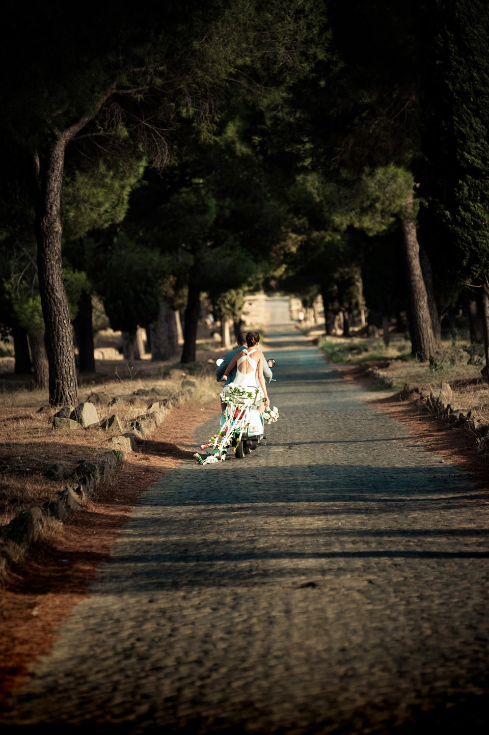 Appia Antica wedding Rome