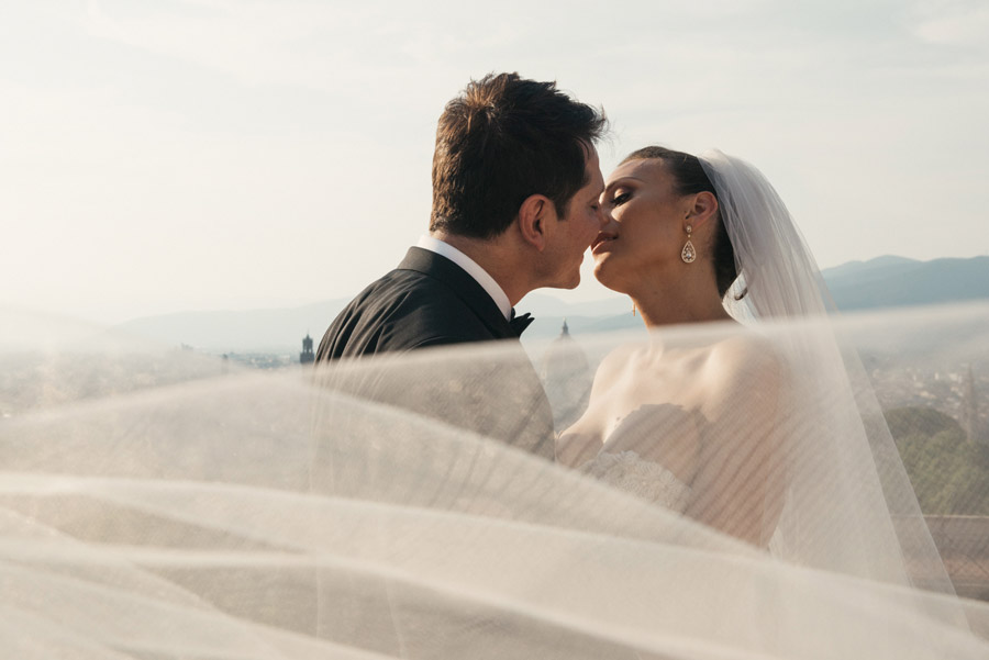 Elegant Villa Cora Wedding