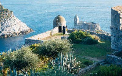 Portovenere & Cinque Terre Wedding Photography