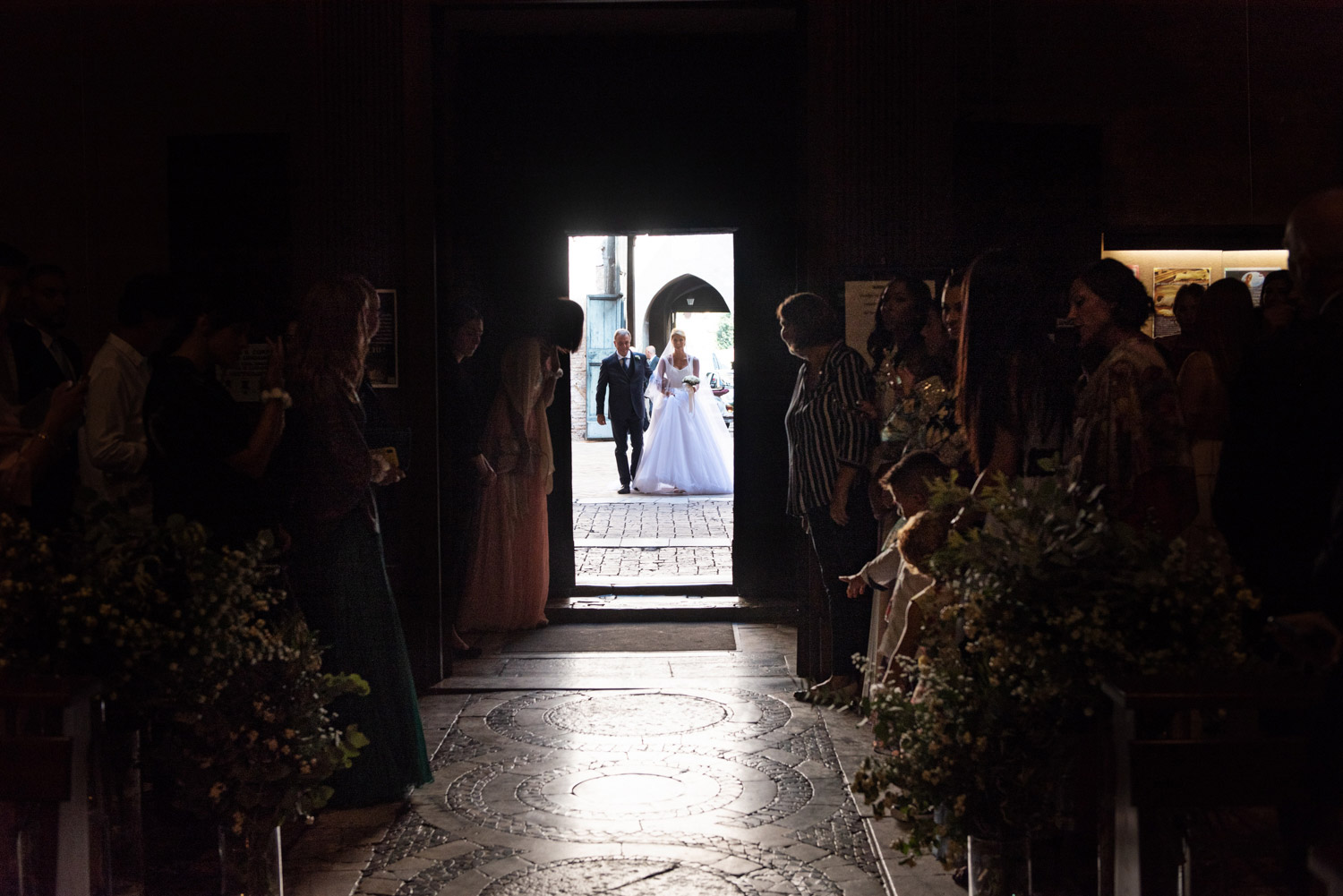 best church for catholic wedding rome