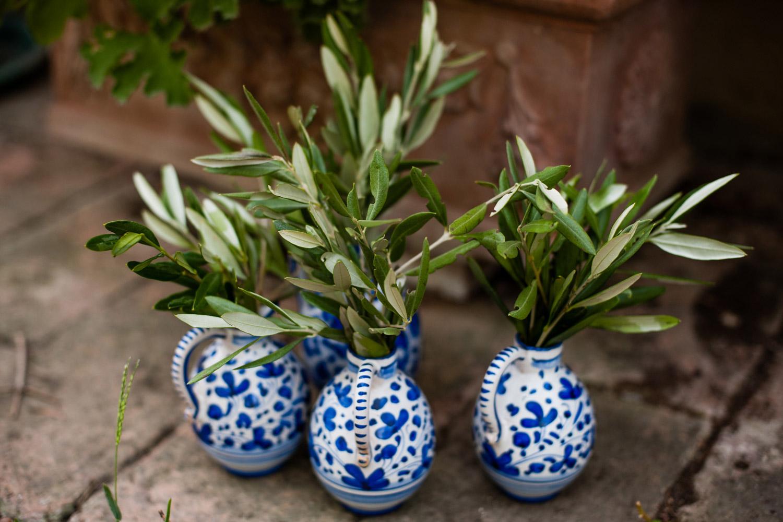 olive trees design