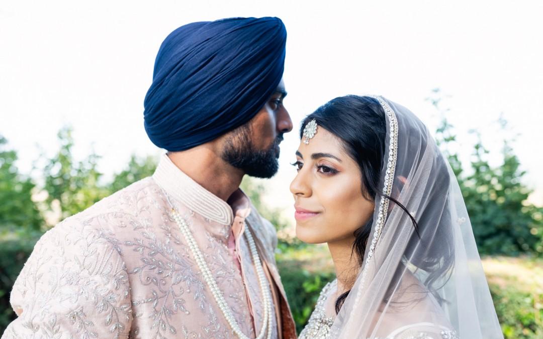 Interfaith Hindu and Sikh Wedding in Tuscany