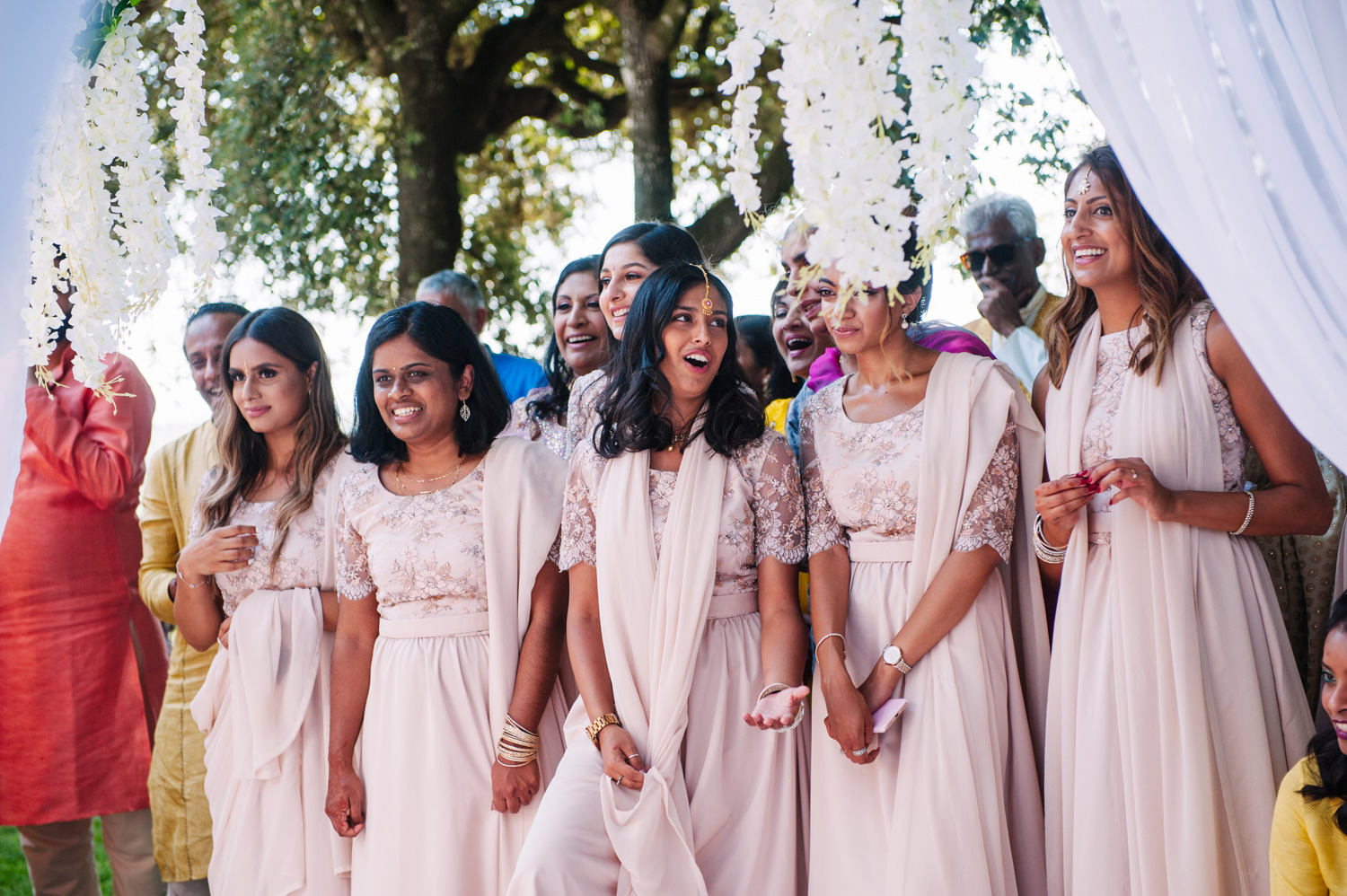 indian-bridesmaids-attire