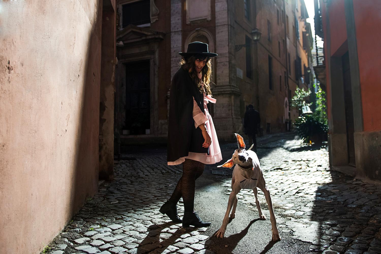 photoshoot rome