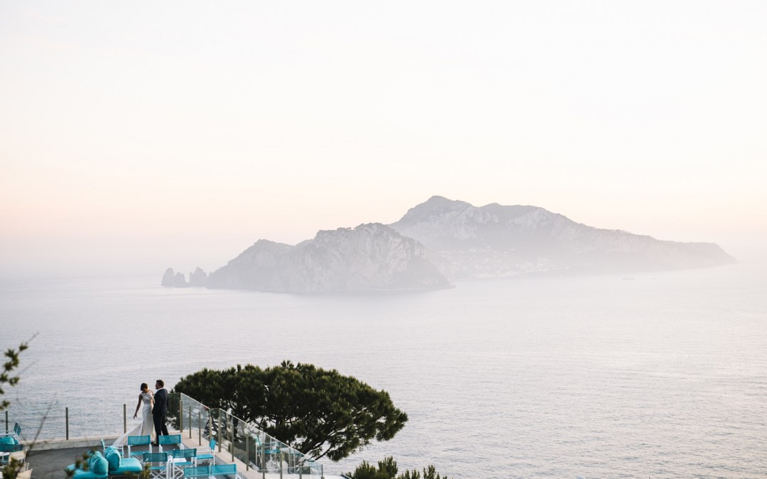 17 of the Best Panoramic Venues for Your Wedding in Italy