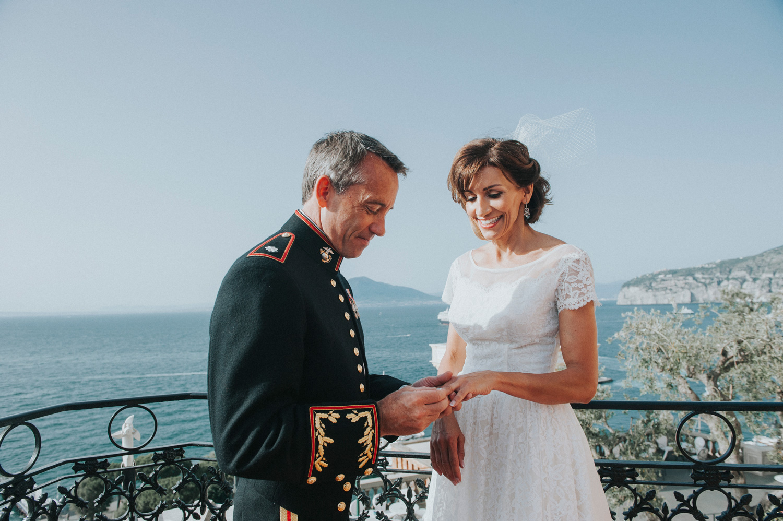 mediterranean elopement